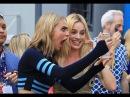 Margot Robbie & Cara Delevigne