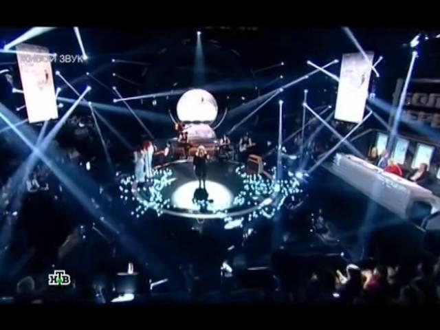 НТВ, Шоу 'Большая перемена', Надежда Кривова| ADELE