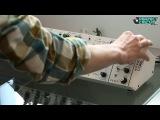 NIIO Analog Iotine Core 3 Destroying a Univox SR-55 Drum Machine