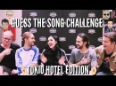 Cleo Toms: Guess the Song Challenge & Interview with Tokio Hotel - 28.03.2017