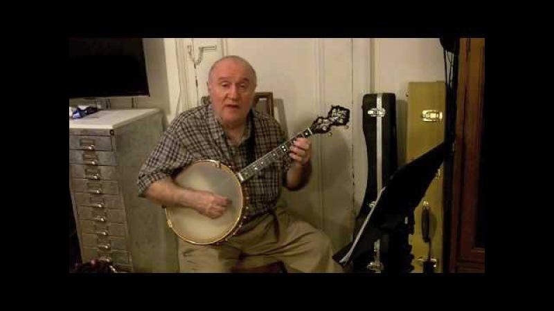 Exactly Like You (Tutorial) Eddy Davis Banjo