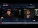 Надежда Савченко и Иван Винник в Вечернем прайме телеканала 112 Украина, 09.08.2017