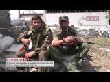 Командир роты Роман Грузин и его сын Георгий Гия  ТВ СВ ДНР Выпуск 478