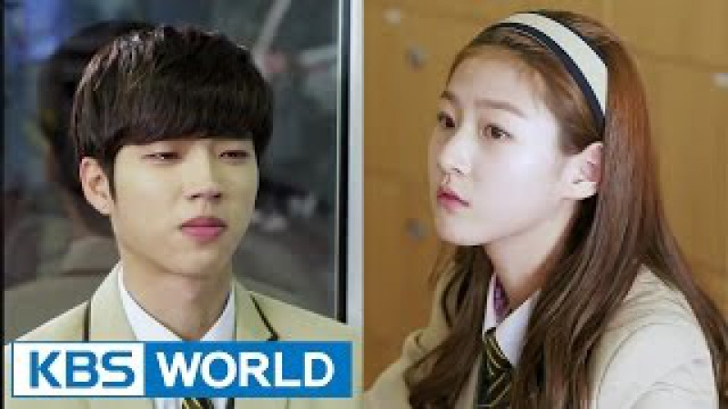 Hi! School - Love On | 하이스쿨 - 러브온 - Ep.17 Love The Words I Couldnt Say, I Love You! (2014.12.16)