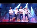 Танцы: Дима Щебет, Валя Ермоленко, Костя Заяц, Дима Юдин (Bad Players - Roberto) (сезон 3, сер ...