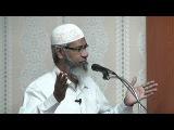 Da'wah or Destruction  Jumu'ah Khutbah by Dr. Zakir Naik