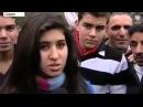 Сирийцы вышли приветствовать делигацию РФ Сотни тысяч человек за Путина в Сирии