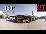 1000HP Toyota Corolla iM Drift Car 360 VR Walk Around - GoPro Omni