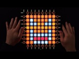 Michael Jackson - Thriller (James Egbert remix) - Launchpad Pro Cover