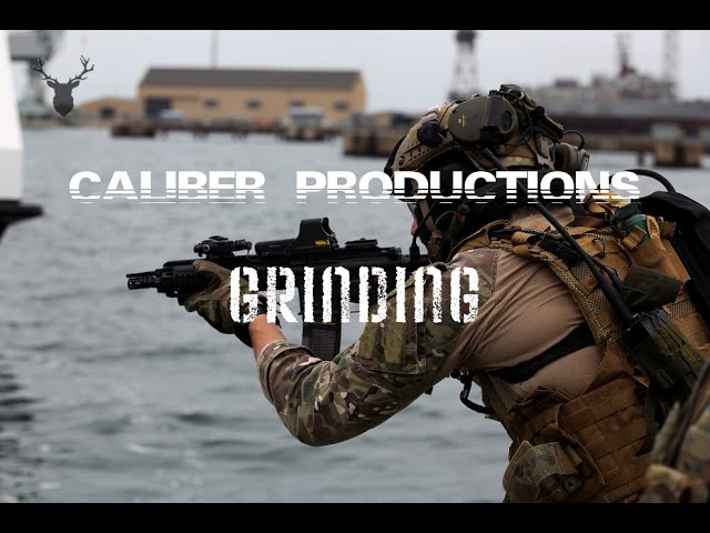 Military Motivation || Grinding