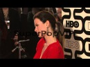 Rhona Mitra at HBO's 70th Annual Golden Globes After Part
