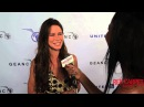 Rhona Mitra at the GEANCO Foundation's Impact Africa Gala GEANCOFDN Nigeria charity
