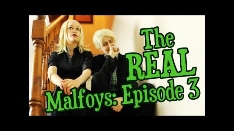 The Real Malfoys Episode 3: In the Name of the Father
