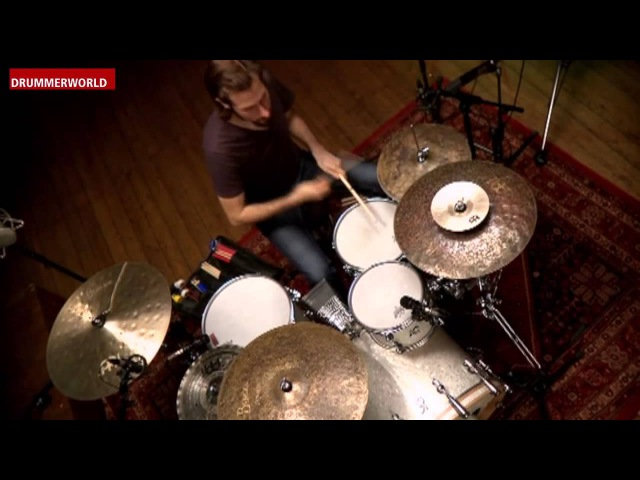 Benny Greb Cool Hi Hat Snare Grooves check out the Transcription