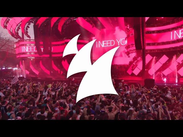 Armin van Buuren Garibay - I Need You (feat. Olaf Blackwood) [Live At Ultra Miami Festival 2017]