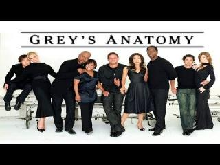 Анатомия страсти (Grey's Anatomy) трейлер сериала.