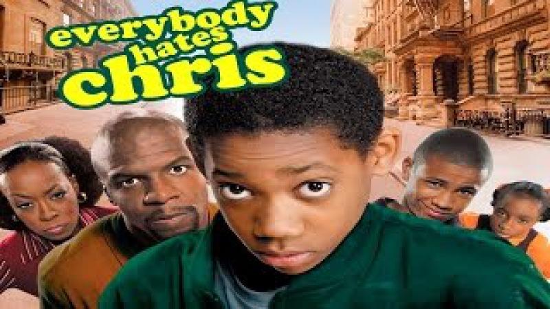 Все ненавидят Криса (Everybody Hates Chris) трейлер сериала.
