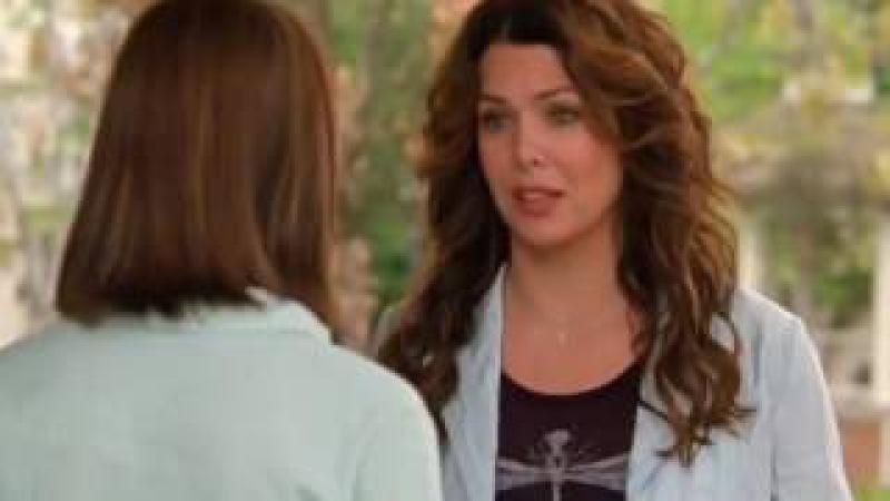 Девочки Гилмор (Gilmore Girls) трейлер сериала.