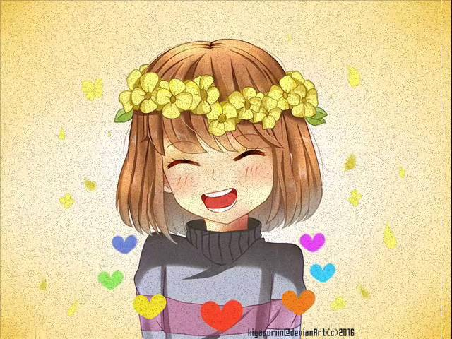 [Undertale]Stronger Than You [RUS] Anarchytyan cover (Chara/Frisk Response)