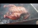 Курица горячего копчения Несложный рецепт