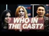 GET TO KNOW THE CAST FROM THE SHADOWHUNTERS