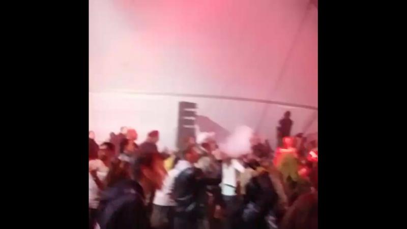 Alfa Future Peple 2017 Mash Up сцена