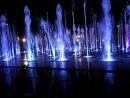 Парк Горького, Поющие фонтаны