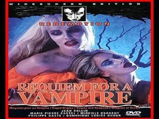 1971- Requiem pour un vampire  Jean Rollin-.--Marie Pierre Castel, Mireille Dargent, Philippe Gasté, Dominique,