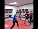 MMA Fighters KZ: Раздевалка АСВ!