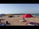 Любимовка, июль 2017 пляж
