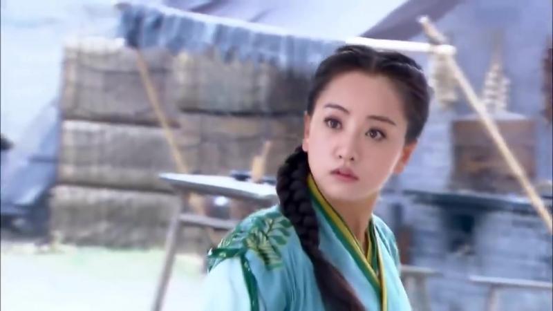 Yang Rong actig skills sample from Chinese dorama