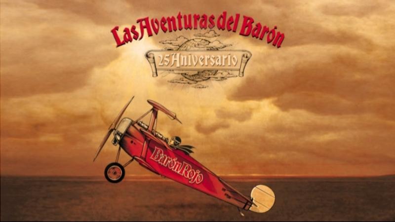 Barón Rojo Las Aventuras Del Barón