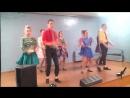 Танцы в стиле Стиляг
