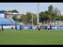 «Ротор-Волгоград» сегодня на стадионе «Зенит» провел тренировку накануне домашнего матча ФНЛ с «Балтикой»