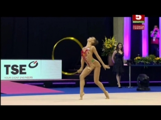Ekaterina Selezneva - hoop, final (World Challange Cup , 7-9.07.2017, Berlin, Germany)