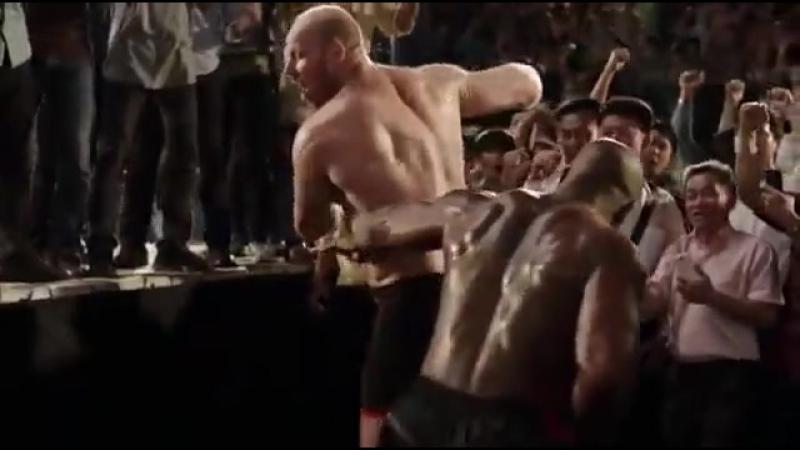 Майкл Джей Уайт vs Натан Джонс Бой из фильма Никогда не сдавайся 3