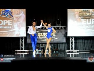 Esteban y Miriam | 1 место на Europe Bachata Masters 2016