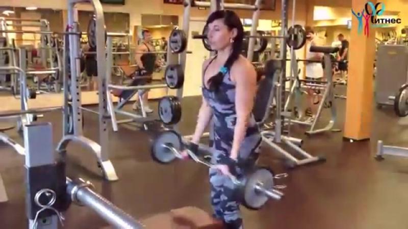 Фитнес мотивация от девушек с характером