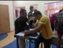 Армрестлинг в СК Пантерра , Харьков!