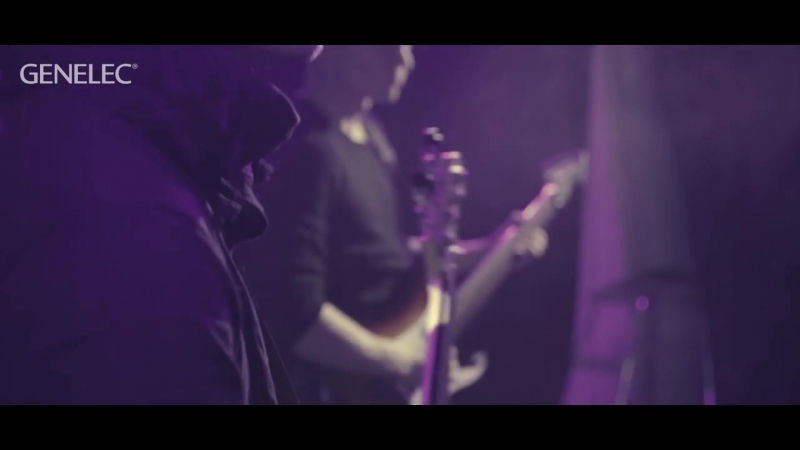 Poets of the Fall - Once Upon a Playground Rainy - Genelec Music Channel