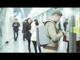 XD Design Bobby - Городской рюкзак для ноутбука с USB-зарядкой