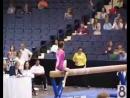 Спортивная гимнастика. Подборка лучших моментов в упражнениях на бревне