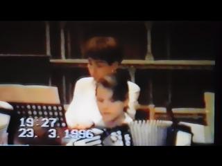 детский оркестр КОНЦЕРТИНО 1996 год