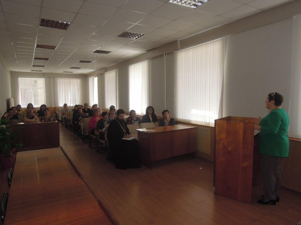 В Зеленчукском районе для преподователей предмета Основы Мировых Религиозных Культур и Светской Этики провели семинар