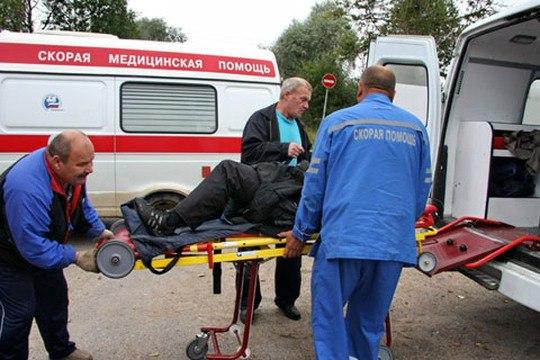 В Кардоникской на пешеходном переходе сбили пенсионера