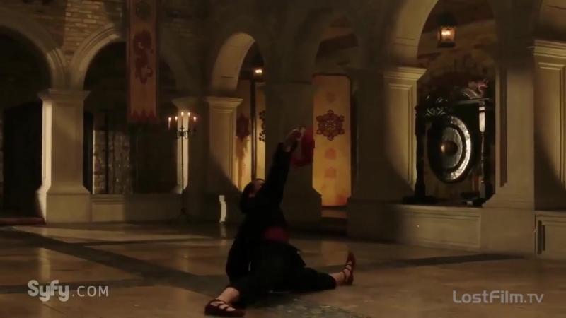 Темная материя - Озвученный трейлер к 3 сезону.