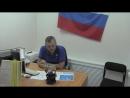 Интервью с заместителем председателя Общественного совета при ОМВД России по Акбулакскому району