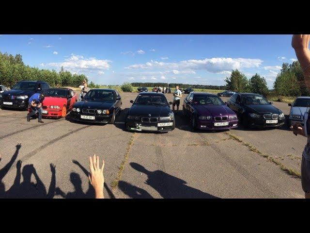 BMW Club Мозырь. BMW Fest Светлогорск 2017