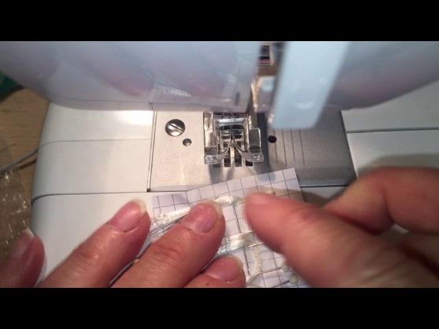 Как сделать рулик и руликовые петли для шнуровки или застежки на платье