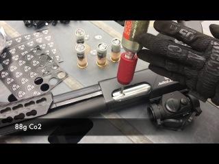 CAM MKII Co2 shotgun